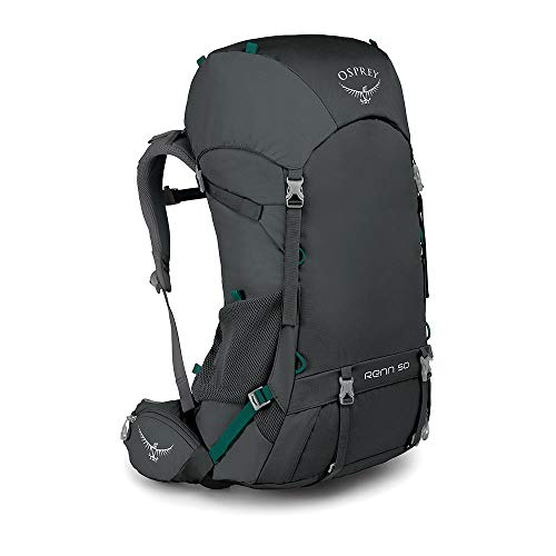 Osprey Renn 50 Women's Backpacking Backpack, Cinder Grey