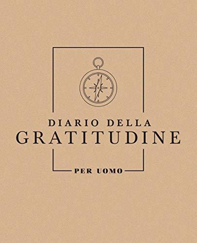 Diario della gratitudine: Per uomo
