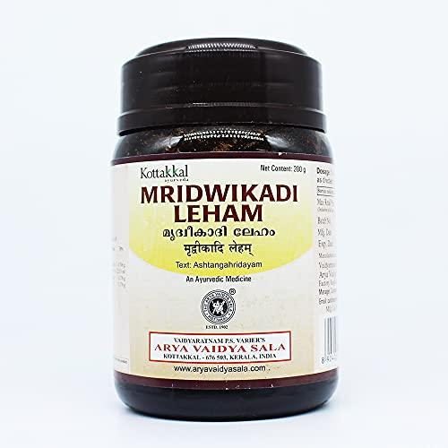 Arya Vaidya Sala Kottakkal Mridwikadi Leham WITH Sukanthi Throat Relief Pills