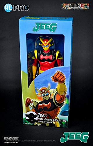 HL Pro JEEG Stahlroboter Cyborg Hiroshi Shiba 23 cm PVC Figuren High Dream KOTETSU