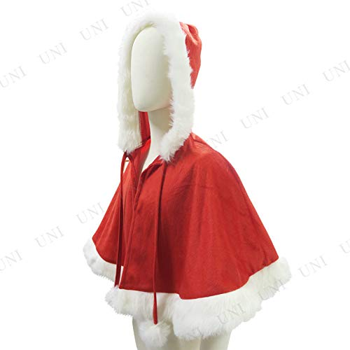 UNIENTERPRISE(ユニエンタープライズ)『Patymoクリスマスフード付きケープ子供用(JH-024)』