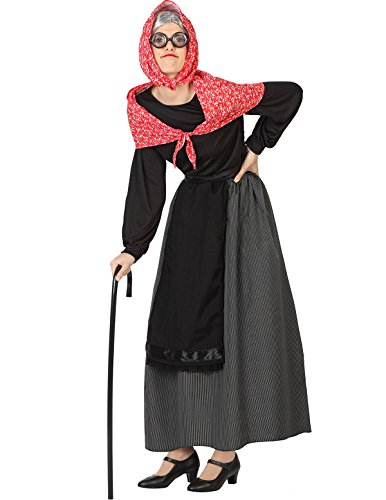 Costume befana adulto XL