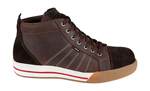 Redbrick Red Brick Brown Smaraged Brown S3 Boot - 44