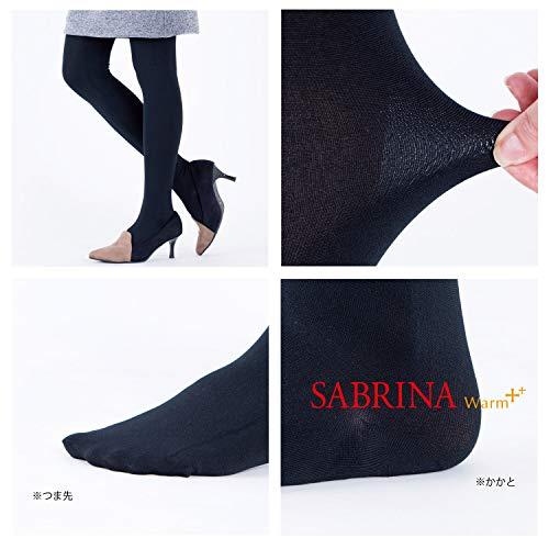 『[グンゼ] タイツ SABRINA サブリナ ウォームプラス しっかりあたたかい 220デニール相当 レディース』のトップ画像