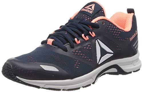 Reebok AHARY Runner, Zapatillas de Trail Running para Mujer, Gris (Skull Grey/Desert Glow/Blk 000), 38.5 EU