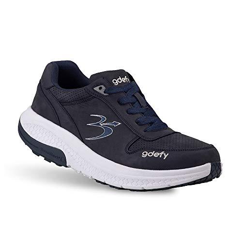 Gravity Defyer Men's G-Defy Orion Athletic Shoes 12 M US - Pain Relief Casual Shoes for Heel Spurs, Knee Pain, Back Pain, Plantar Fasciitis Shoes Blue