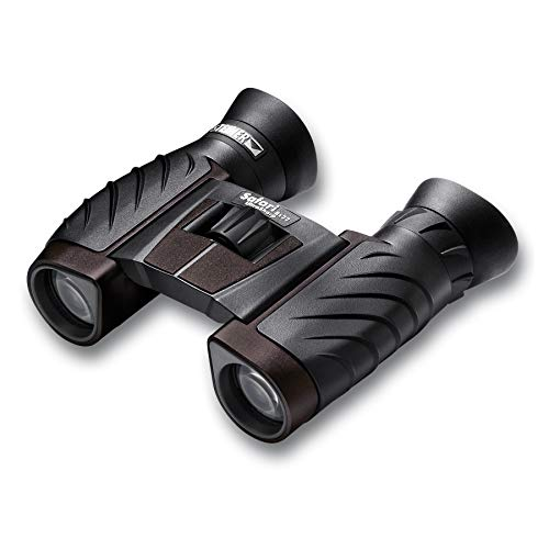Steiner Safari UltraSharp 8x22 binoculars - Lightweight, rugged, compact, fits pocket - Perfect for travelling, hiking, sports events and nature observation 4457