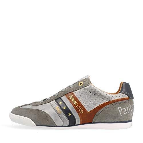 Pantofola d'Oro Baskets Low Vasto Uomo Low pour homme - Gris - Gris Violet 10211039 3jw, 41 EU