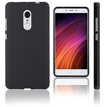 Xcessor Vapour Flexible TPU Gel Case for Xiaomi Redmi Note 4 Black