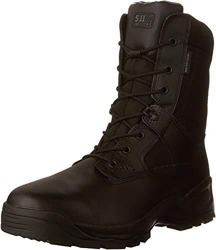 "5.11 Tactical A.T.A.C. Botas de protección de 8"", negro (Negro), 36.5 EU"