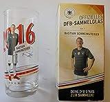 Offizielles DFB Sammelglas Fussball EM 2016 Rewe Ovp Bastian Schweinsteiger