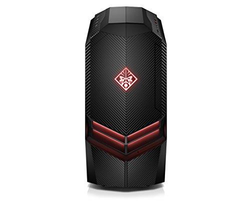 HP OMEN 880-168ng 3.6GHz i5-8600K Scrivania Intel® Core™ i5 di ottava generazione Nero PC