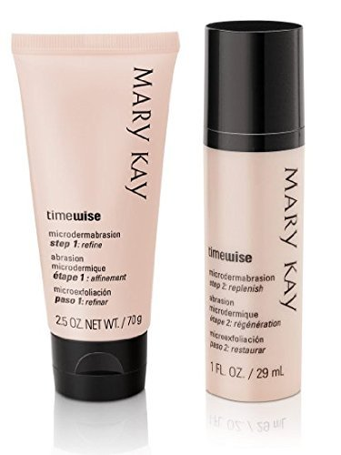 Mary Kay Timewise Microdermabrasion Set ~ Full Size New In Box ~ Refine and Pore Minimizer