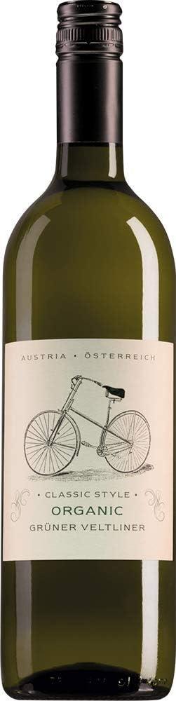 Sepp Gruner Veltliner, Organico, 75cl. (caja de 6). Kremstal/Austria. Gruner Veltliner. Vino Blanco.