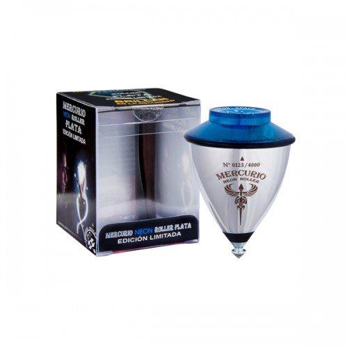 Trompos Space Mercurio - Rodillo de rodamiento de punta – LTD Edition – Plata