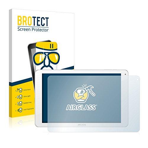 BROTECT Panzerglas Schutzfolie kompatibel mit Archos 101c Platinum - AirGlass, extrem Kratzfest, Anti-Fingerprint, Ultra-transparent