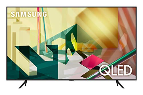 Samsung QN75Q70TA 75' Ultra High Definition Smart 4K QLED Quantum HDR TV Bundle with Additional One Year Coverage by Epic Protect (2020)