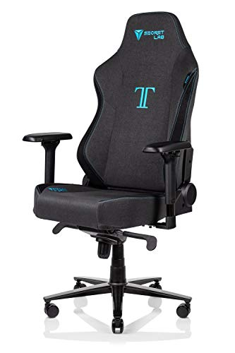 Secretlab Titan 2020 Softweave Fabric Gaming Chair - Charcoal Blue