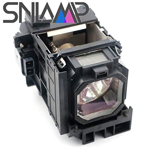 Original NP06LP / 60002234 Replacement Projector Lamp Philips Bulb with Housing for NEC NP1150 NP1200 NP1250 NP2150 NP2200 NP2250 NP3150 NP3151 NP3151W NP3200 NP3250 NP3250W Projectors (Original)