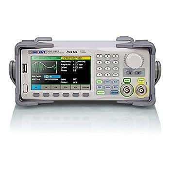 Siglent Technologies SDG2042X Arbitrary Waveform Function-Generators 40 MHz Grey