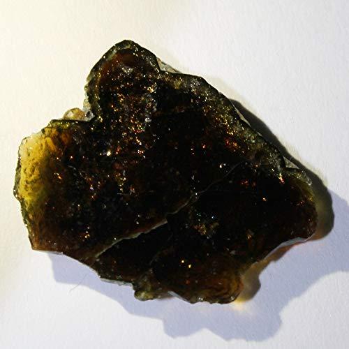 Turmalinscheibe, polychrome Turmalinscheibe aus Malhan Lagerstätte