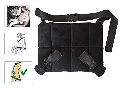 Cinturón para Embarazada de Seguridad, CompraFun Protector Cinturón Embarazada...