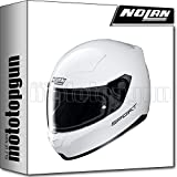 NOLAN CASCO MOTO INTEGRALE N60-5 SPORT METAL BIANCO 014 TG. S