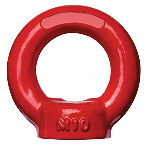6,0t Ringmutter M20 Güteklasse 8 Zurröse Kranöse Schrauböse GK 8 hochfest Anschlagpunkt