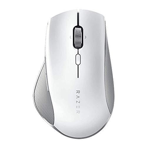 Razer Pro Click ワイヤレス マウス 2.4GHz Bluetooth 最大400時間バッテリー持続 疲労軽減 人間工学 無線 有線 両対応 Humanscale 16,000DPI Razer 5G光学センサー 8ボタン 【日本正規代理店保証品】 RZ01-02990100-R3M1