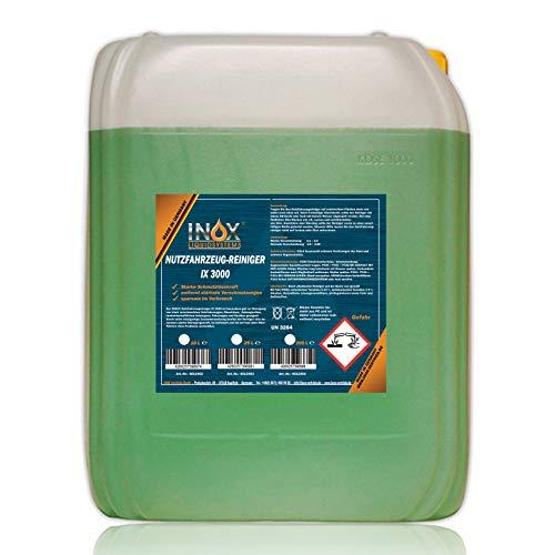 INOX® IX 3000 Nutzfahrzeugreiniger, 10L - Aktivreiniger für Planen, LKW und KFZ