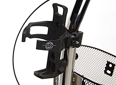 KneeRover Universal Cup Holder Bottle Holder Accessory for Knee Scooter Walkers