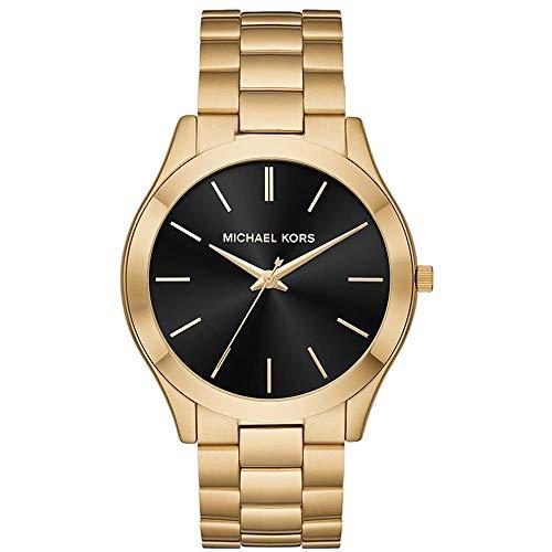 Michael Kors Reloj Analogico para Hombre de Cuarzo con Correa en Acero Inoxidable MK8621