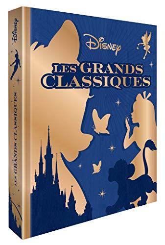DISNEY CLASSIQUES - Les chefs-d'oeuvre - Les Grands Classiques (Les Trésors de Disney)