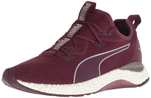 PUMA Women's Hybrid Runner Sneaker, fig Black, 9.5 M US