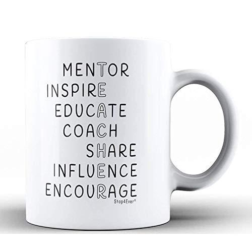 Shop4Ever Inspirational Teacher Ceramic Coffee Mug