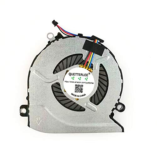 New Laptop CPU Cooling Fan for HP Pavilion 15-AB 15-AB000 15-AB100 15-AB273CA 15T-AB200 15-an 15-ANXXX 15Z-a 17-G 17-G015DX 17-G100 17-G101DX 17-G179NB 17-G053US 17-g119dx 15-an005TX 812109-001 Fan