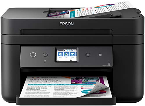 Epson Workforce WF 2860 DWF Multifunctional Printer