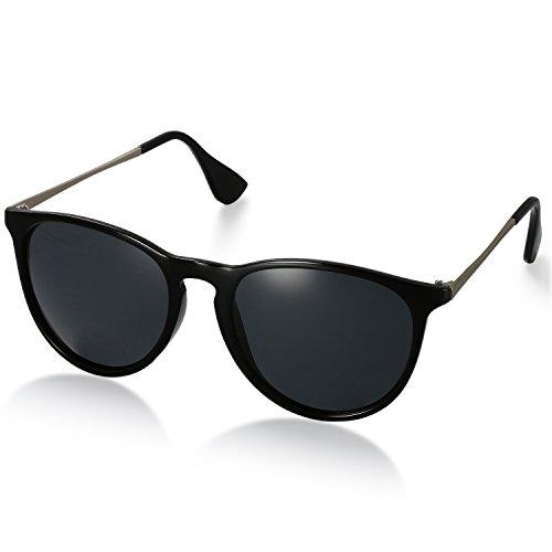 Aroncent Gafas de Sol Polarizada de Moda contra UV400 Sungla