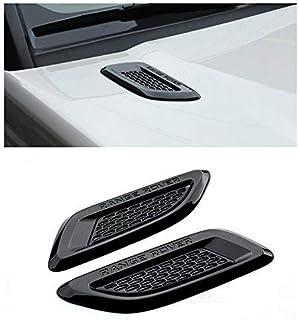 YIWANG - 2 Cubiertas de ventilación para Land Rover Discove