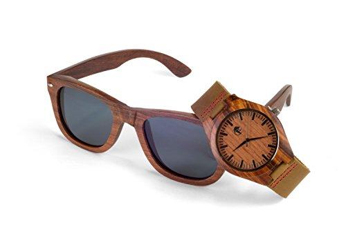 Men's Wood Watch, Natural...