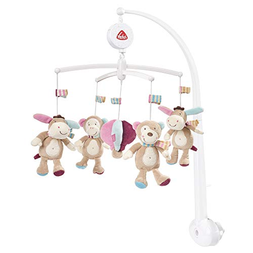 Fehn Mobile Musical Sleeping Forest Âne