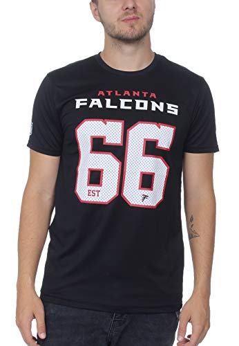 New Era Atlanta Falcons T-Shirt/Tee - NFL Supporters - Black - M