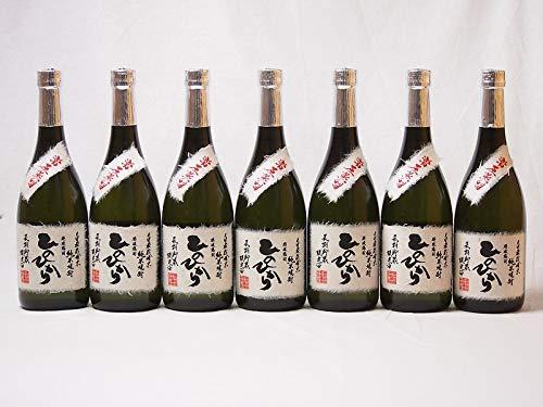 純米焼酎 長期貯蔵限定酒 自家栽培米ひのひかり 常圧蒸留(熊本県)恒松酒造 720ml×7本