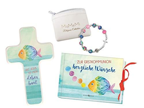 MaMeMi Geschenk-Set zur Erstkommunion für Mädchen