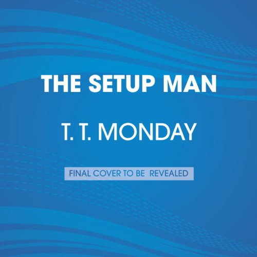The Setup Man audiobook cover art
