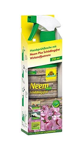 Neudorff Pflanzenschutz Neem Plus Schädlingsfrei AF 250 ml