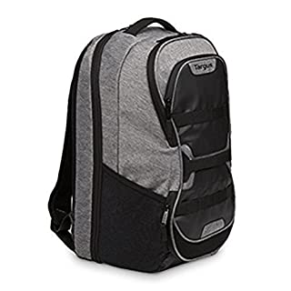 "Targus TSB94404EU Mochila Work+Play para Fitness y portátiles de hasta 15,6"" - Gris (B074269MCM) 