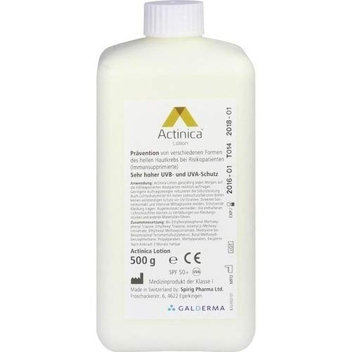 Actinica 500 ml Lotion