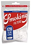 smoking スモーキング クラシック スリムロング フィルター 120個入×6 手巻きタバコ シャグ