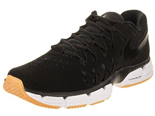 Nike Herren Lunar Fingertrap Tr Fitnessschuhe, Schwarz - Schwarz  - Größe: 42.5 EU